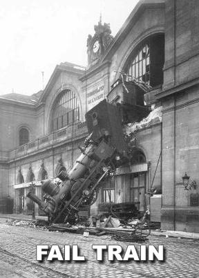 fail train